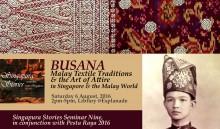 SSS09 Busana SG & Mly World - Khir Johari & Suhaimi Nasrain EDM