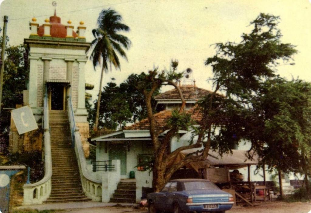 Masjid Haji Muhammad Salleh & Makam Habib Noh